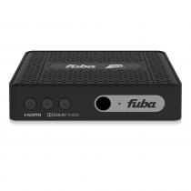 Vorschau: FUBA ODE718 Full HD HEVC H.265 Smartcard HDMI DVB-S2 Sat Receiver mit Tivusat HD Karte