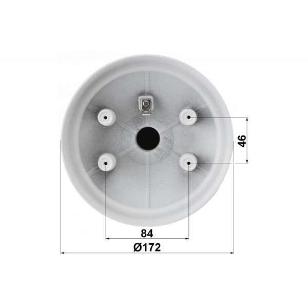 Neostar NAC-PTZ510WM Wandhalterung für PTZ-Kameras