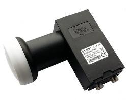 GT-Sat GT-WB1 Wideband LNB V/H 10.41 GHz schwarz