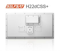 Vorschau: Selfsat H22dCSS+ Unicable 2 Antenne incl. 2 Legacy Ausgängen