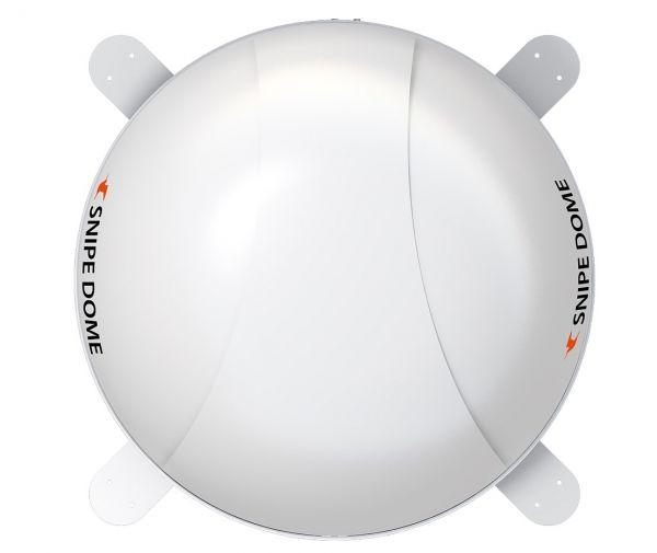 Selfsat SNIPE Dome MN Vollautomatische Satelliten Antenne