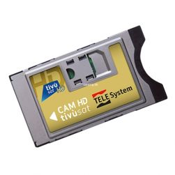 TiVuSat SmarCam HD CI+ Modul ohne Smartcard Karte