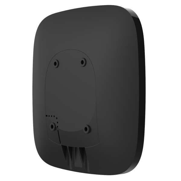 AJAX Alarmzentrale Hub Jeweller GSM LAN GPRS APP Steuerung Schwarz