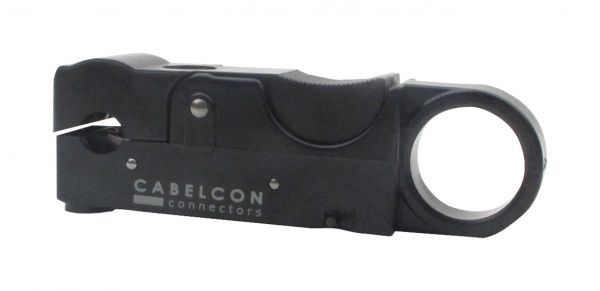 Cabelcon Coax Profi Abisoliergerät - Rotary Stripper RG11