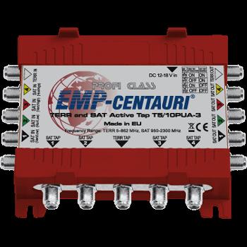 EMP Centauri Profi-Line aktiv Splitter Kaskadierer T5/10PUA-3