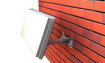 Vorschau: Selfsat H30D1 Flachantenne Single LNB-Version