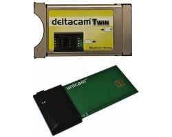Deltacam Twin Deltacrypt + Unicam original USB-Basic Programmer Bundle