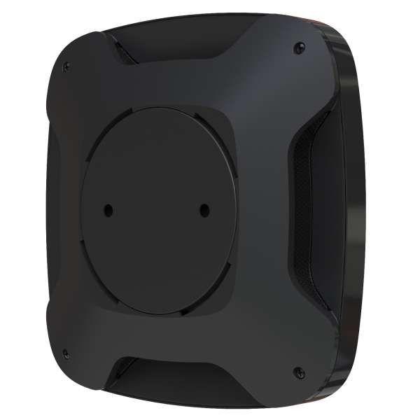 AJAX Funk Rauch- & Brandmelder mit Temperatur- & CO Sensor FireProtect Plus Schwarz