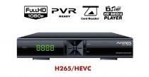 Preview: Ferguson Ariva 154 Combo DVB-S2 / T / C H.265 HEVC