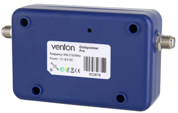 Venton Satellitenfinder PRO, Premium Sat-Finder