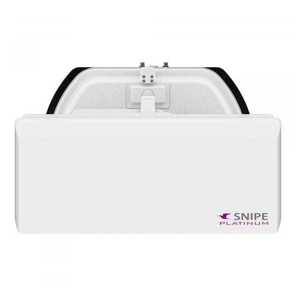 Selfsat SNIPE Platinum - Twin - Mit BT Fernbedienung und iOS / Android Steuerung
