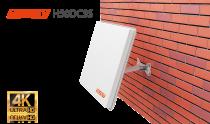 Vorschau: Selfsat H50dCSS Unicable 2 Antenne UHD 4K incl. 2 Legacy Ausgängen