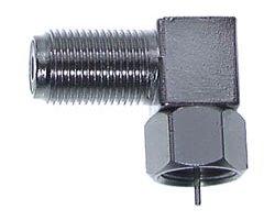 Stecker und Dosen F-Winkeladapter,Buchse-Stecker