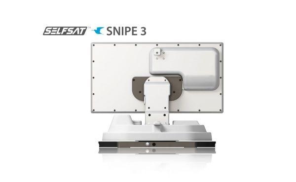 Selfsat SNIPE V3 Twin Vollautomatische Satelliten Antenne
