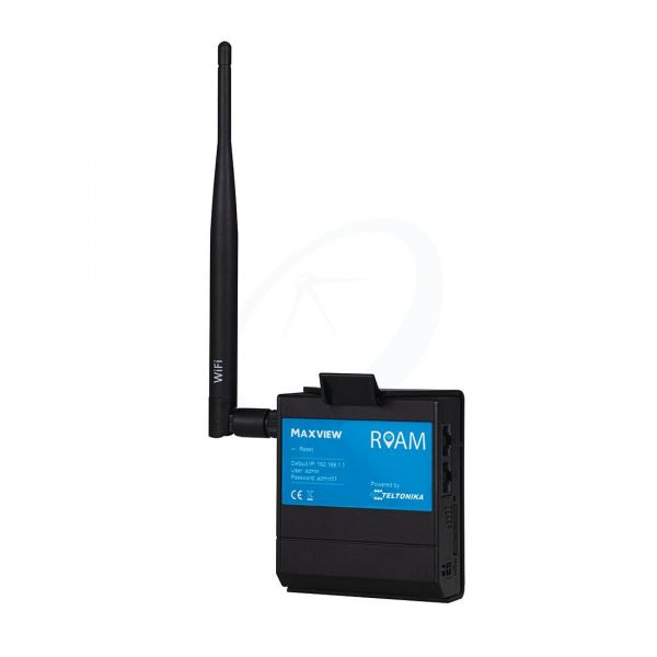 Maxview Roam mobile 4G / WiFi-Antenne inkl. Router BLACK