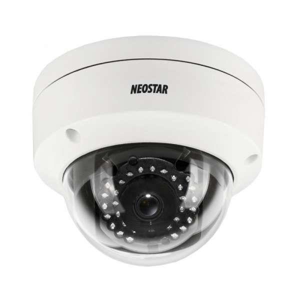 NEOSTAR NTI-D2007IR 2.0 Megapixel 4mm 1920x1080p IR PoE IP ONVIF Dome Netzwerkkamera IP66