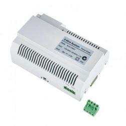 BALTER Hauptstromverteiler 2-Draht BUS Technologie für bis zu 6 Monitore und 2 Türstationen
