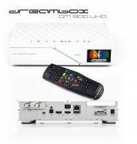Preview: Dreambox DM900 WE UHD 4K DVB-S2 FBC Twin Tuner E2 Linux PVR Receiver