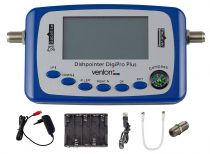Preview: Venton Satellitenfinder Dishpointer DIGI-PRO PLUS, Premium-LCD Finder