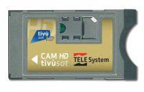 Vorschau: TivuSat Telesystem CI+ Smarcam + Smartcard Gold HD version 4K