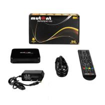 Vorschau: Mutant Inferno SE 8K 30FPS / 4K 60FPS Android 9.0 Dual-WLAN USB HDMI TV IP Receiver