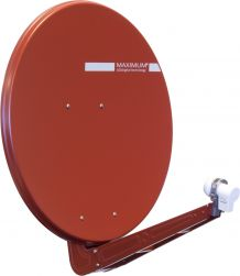 Maximum XO-175 - Alu-Antenne - weiß