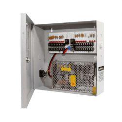 Neostar BMPA-1209-10A 9 Kanal Stromkasten mit 12V DC 10A 120Watt für Kameras