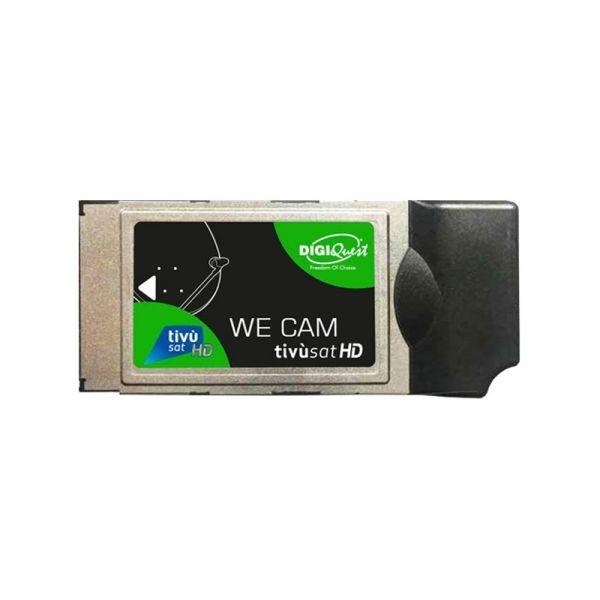 TiVuSat DIGIQuest We CAM SmarCam HD CI+ Modul (ohne Karte)