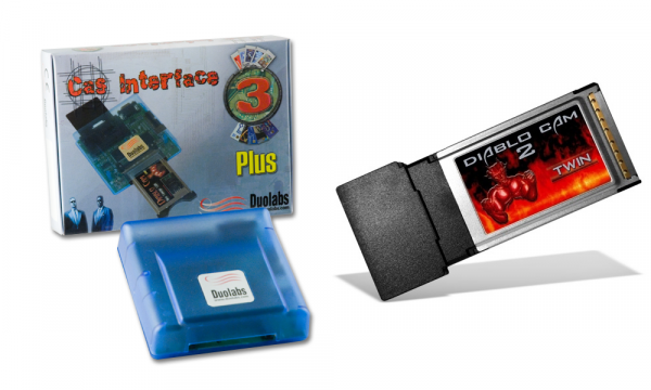 Diablo Cam 2 Twin ISO + Cas Interface 3 Plus Bundle