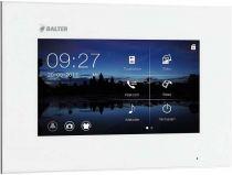 Vorschau: BALTER EVO 7 Videostation Touchscreen Bildschirm 2-Draht BUS Technologie Plexiglas Interkom Weiss
