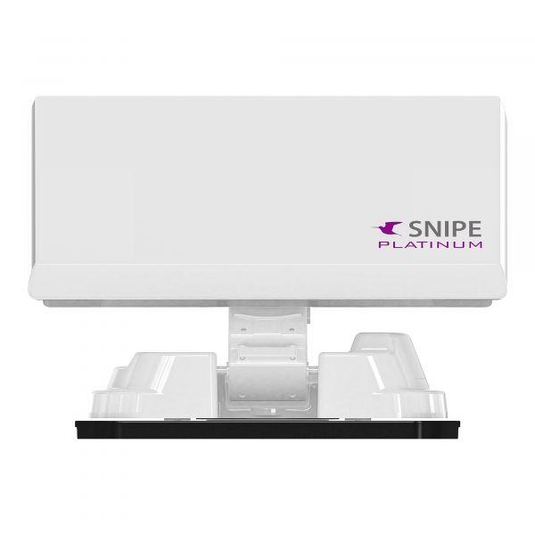 Selfsat SNIPE Platinum - Single - Mit BT Fernbedienung und iOS / Android Steuerung