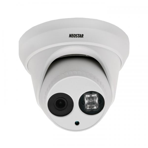 NEOSTAR NTI-D3015IR 3.0 Megapixel 2048x1536 IR PoE IP ONVIF Dome Netzwerkkamera IP66