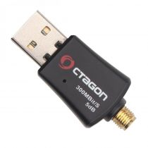 Preview: Octagon 300Mbit/s WL038 USB2.0 Wlan Stick mit +5dB Antenne