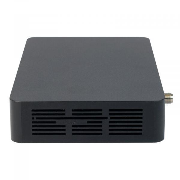 AX 4K-BOX HD60 4K UHD 2160P E2 LINUX + ANDROID DVB-S2X SAT 150MBIT WLAN RECEIVER