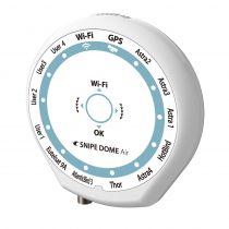 Vorschau: Selfsat Snipe Dome Air automatische Sat / IP Antenne