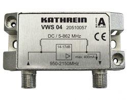 Kathrein VWS 04 Sat-ZF-Verstärker 47-862 MHz / 950-2400 MHz