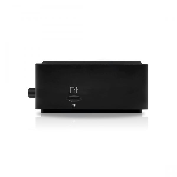 Xsarius AIMAX OTT BT 4K UHD LCD AndroidTV 8.0 Player H.265 WLAN Schwarz
