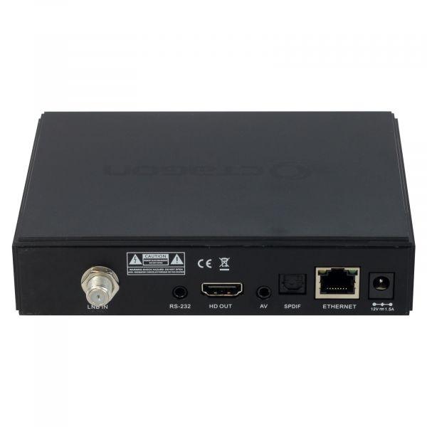 Octagon SX88+ Optima CA HD HEVC Full HD Stalker IPTV Multistream Sat DVB-S2 Receiver