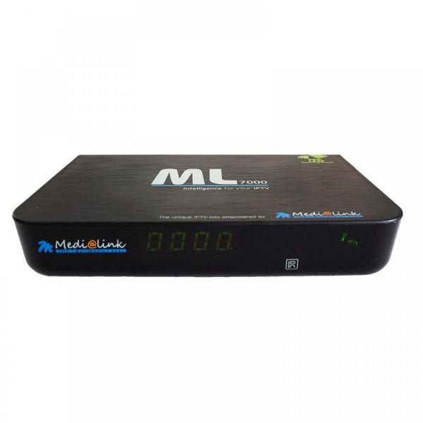 Medialink Smart Home ML7000 Full HD IPTV Stalker Receiver