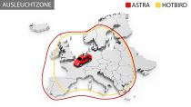 Preview: Selfsat Snipe 2 SE GPS Vollautomatische Satellitenantenne AutoSkew Sat System Camping