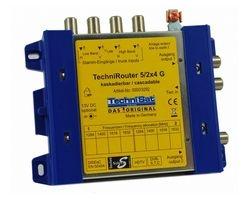 Technisat TechniRouter 5/2 x 4 G