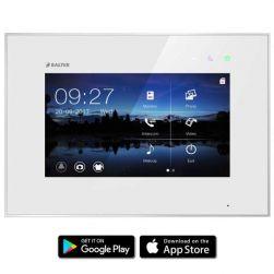 BALTER EVO Wifi 7 Videostation Touchscreen Bildschirm 2-Draht BUS Technologie Plexiglas Interkom