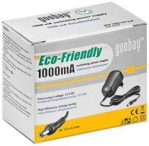 Vorschau: Goobay Netzteil 12V DC 1.0A 12W für HD-SDI / IP Kameras
