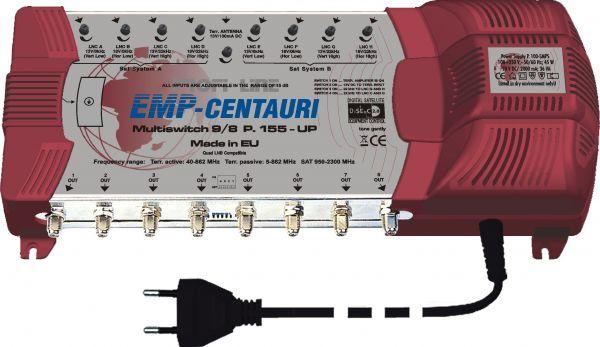 EMP Profi-Line Multischalter 9/8 PIU-5