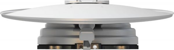 Selfsat Snipe Dish 85cm Single vollautomatische Satellitenantenne zur festen Montage