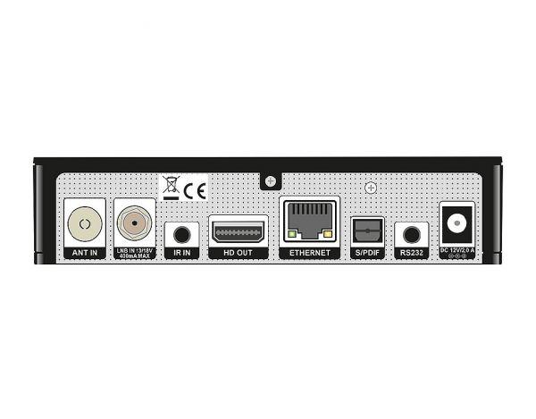 Edision OS nino+ DVB-S2/C/T2 Full-HD Combo-Receiver H.265