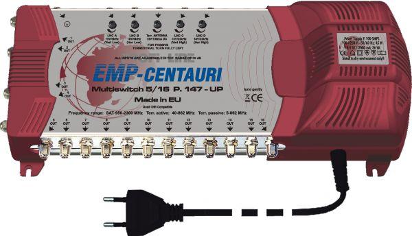 EMP Centauri Profi-Line Multischalter 5/16 PIU-5 (P.147-UP)