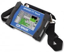 Preview: Spaun SPAROS 707 Touch DVB-S/S2 Messgerät inkl. Transportkoffer