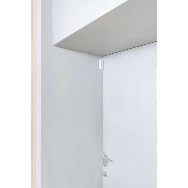 AJAX Funk Tür- & Fensteröffnungsmelder DoorProtect Plus Stoß- & Neigungserkennung Weiss