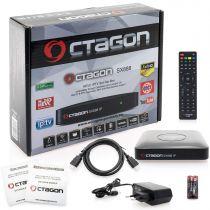 Preview: Octagon SX888 IP HEVC Full HD LAN USB H.265 IPTV m3u VOD Stalker Xtream Multimedia Box